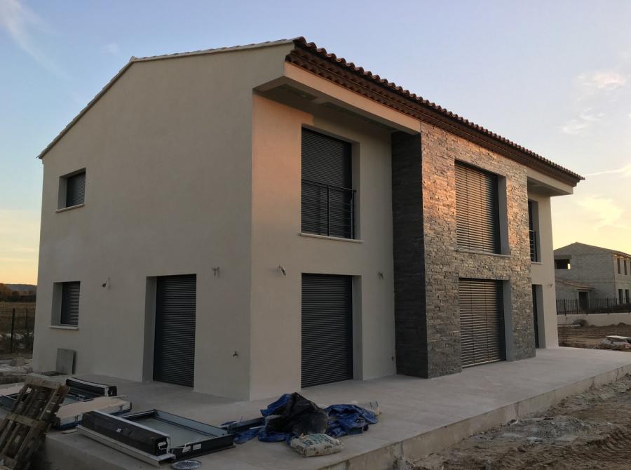 Constructeur maison marseille aix en provence toulon for Constructeur maison marseille